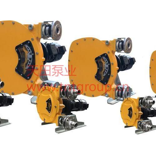 RGB-FRU無泄漏工業軟管泵