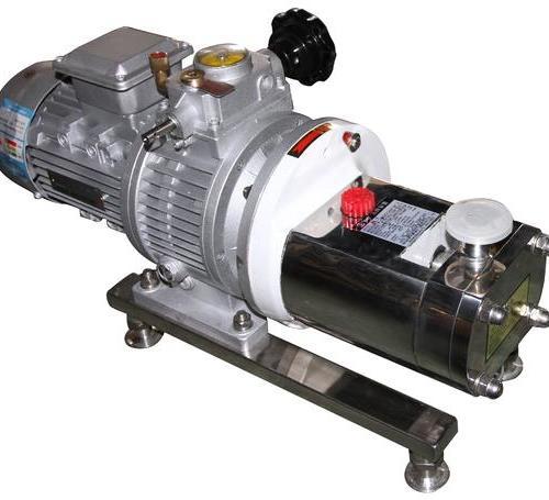 TLS型凸轮式转子泵