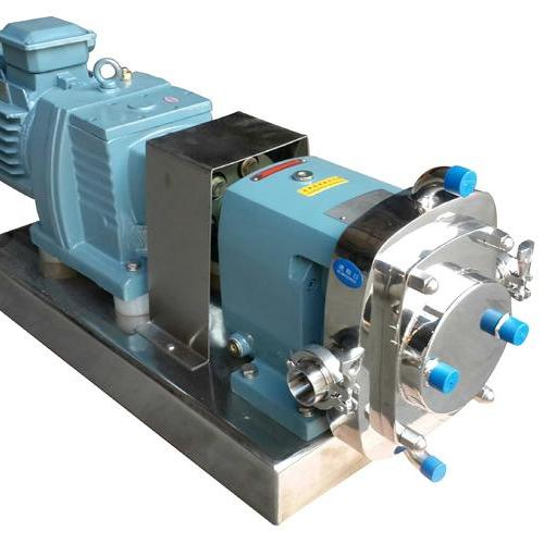 ZB3A型凸輪轉子泵