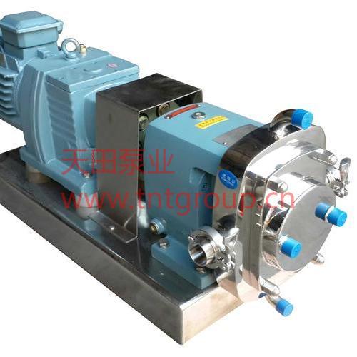 ZB3A型凸轮转子泵