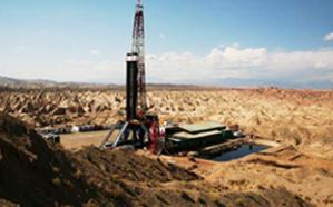 中石油新疆塔裏木油田庫車山前克深區塊克拉2中央處理廠