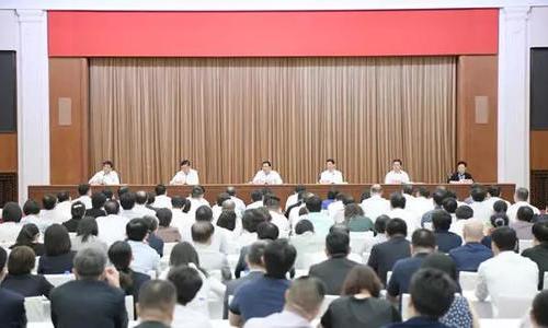 市委市政府召开上海市旅游发展大会,上海将打造世界著名旅游城市