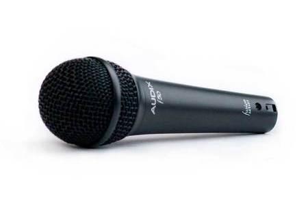Audix f50动圈人声话筒