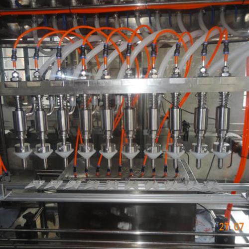 桶裝醬油醋灌裝機