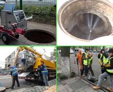污、雨水管道清洗、CCTV检测、代办排水证