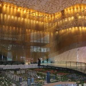 上海碧云钻石酒店裙楼幕墙