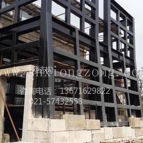 鋼框架結構