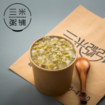 清火绿豆粥