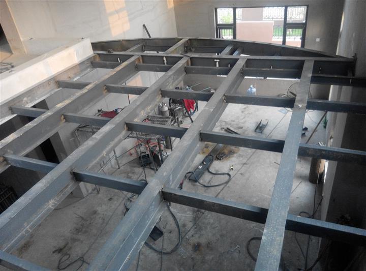 【阁楼搭建】钢结构阁楼施工注意事项