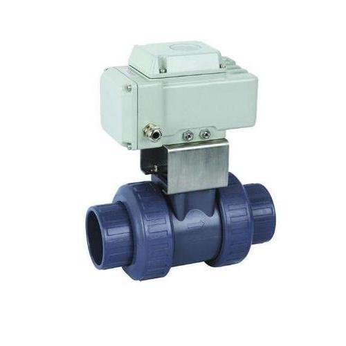 电动塑料球阀(UPVC丨PVC)