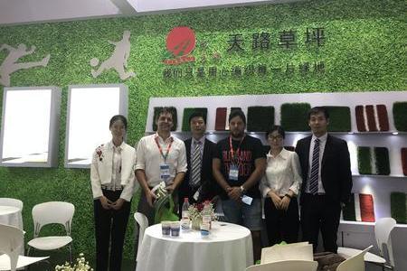 2018體博會-上海天路助力中國體育產業發展