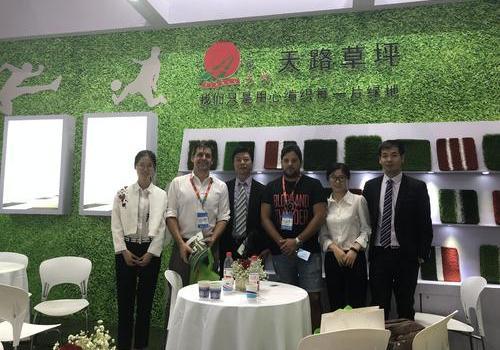 2018体博会-上海天路助力中国体育产业发展