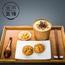 小米山楂红豆粥+红糖馒头+台湾豆腐乳.jpg