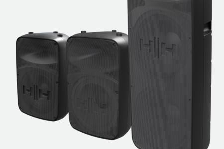 HH-VRE系列音箱