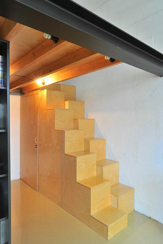 【阁楼搭建】室内阁楼搭建楼梯应该怎么选择?