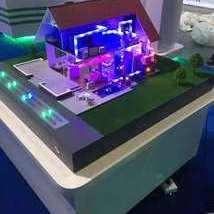 水處理模型