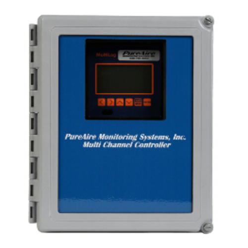 4-8 Channel Controller for Gas Monitors