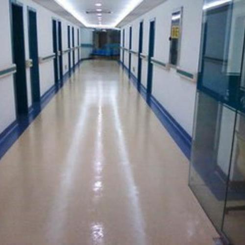 上海PVC 地板地面清洗打蜡