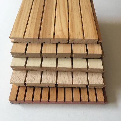 木质吸音板
