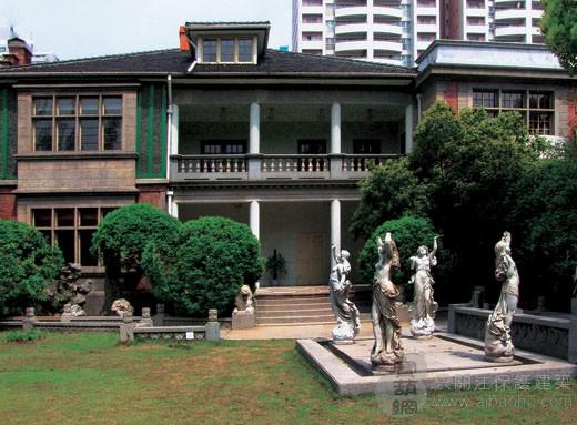 ***后一任上海市长的宅邸,安福路(巨泼来斯路)201号