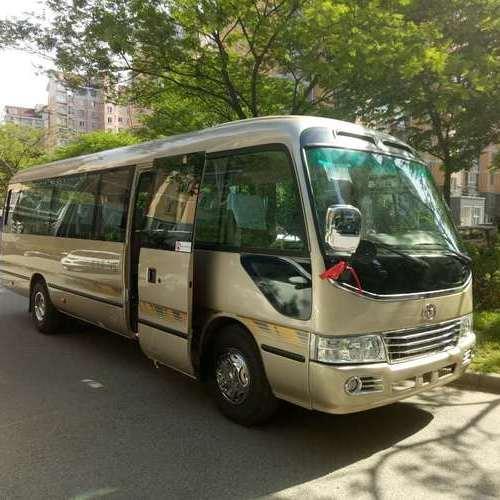 上海租19座中巴到阳澄湖1天来回