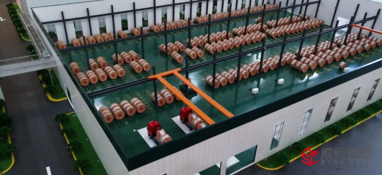工业流水|泰州智能无人仓库