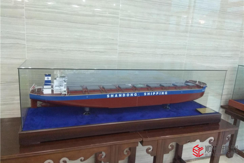 工業流水|青島船廠沙盤模型
