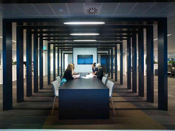 【上海办公室装修】工业风办公室装修的设计要点你了解吗?