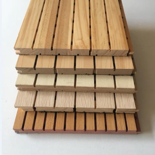 木质吸音板安装方法