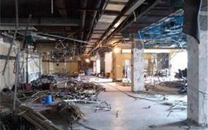工厂拆除 纺织厂拆除 印染厂拆除