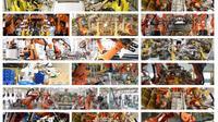 KUKA机器人ABB机器人发那科机器人安川机器人维修保养培训配件