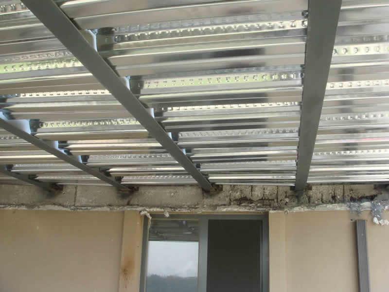【阁楼搭建】搭建槽钢楼板的*关键的是什么?