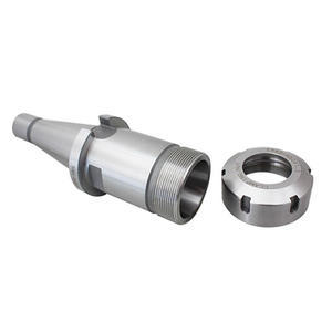 "ISO40 Holder For ER40 Collet, With Thread 5/8""-11, Length:100mm"