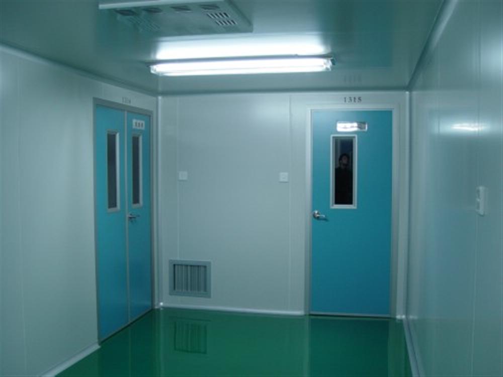 【净化车间装修】药厂净化厂房从设计上考虑节能