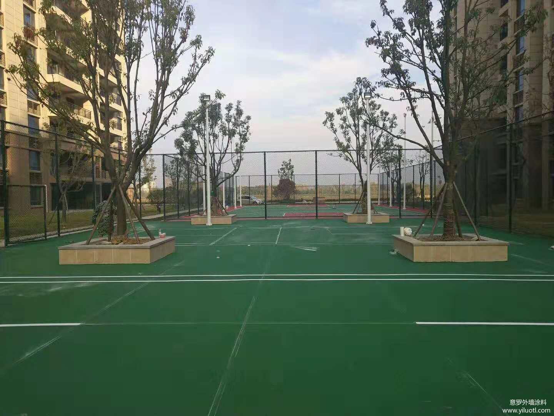 2018.10.31无为县丙烯酸篮球场羽毛球场3.jpg