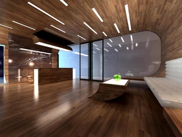 「上海办公室装修」办公室装修的风水注意事项