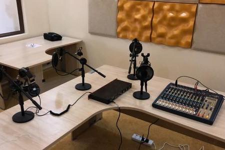 Audix SCX25A專業錄音話筒入駐老撾國家電視臺錄播室
