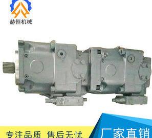 力士樂油泵和力士樂液壓馬達的具體區别鑒别方法