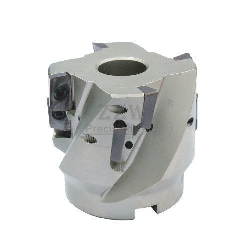 90° Heavy-Duty Coolant Helical Shell Indexable Milling Cutter