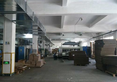 印刷厂废气排风