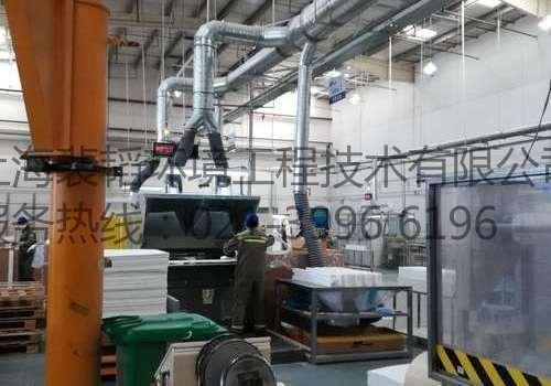 玻璃纤维粉尘治理工程案例
