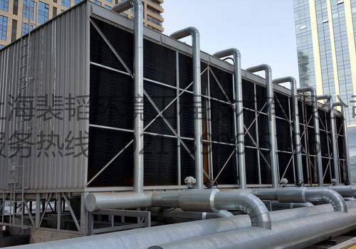 超市新风空调系统工程案例