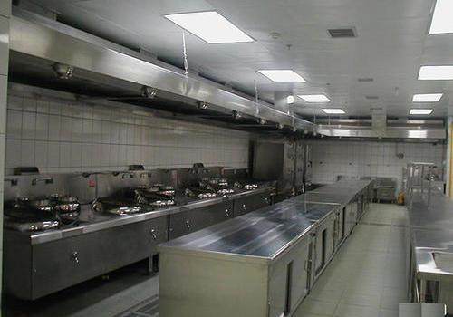 中央厨房油烟净化