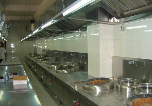 餐饮厨房排油烟