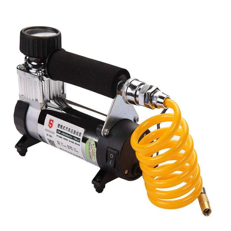 汽车充气泵有必要吗:电源接入方式