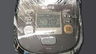 象印电饭煲NP-WD不通电不加热故障修理日本进口电饭锅维修中心