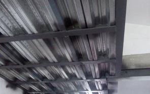 「阁楼搭建」家装中最常见的搭建方式是钢结构隔层