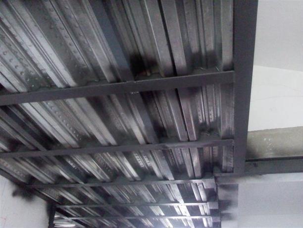 「阁楼搭建」家装中*常见的搭建方式是钢结构隔层