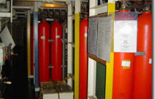 Fire fighting equipment/system inspection and maintenance