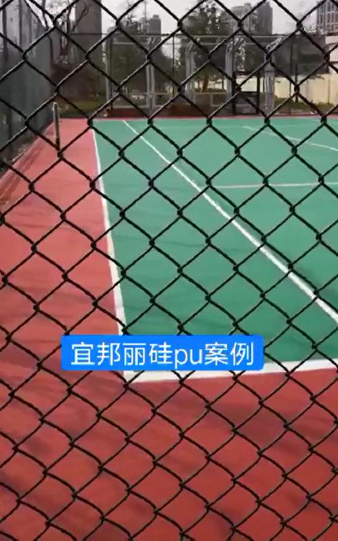 干货:宜邦丽丙烯酸球场材料施工中遇到问题的解决方法!